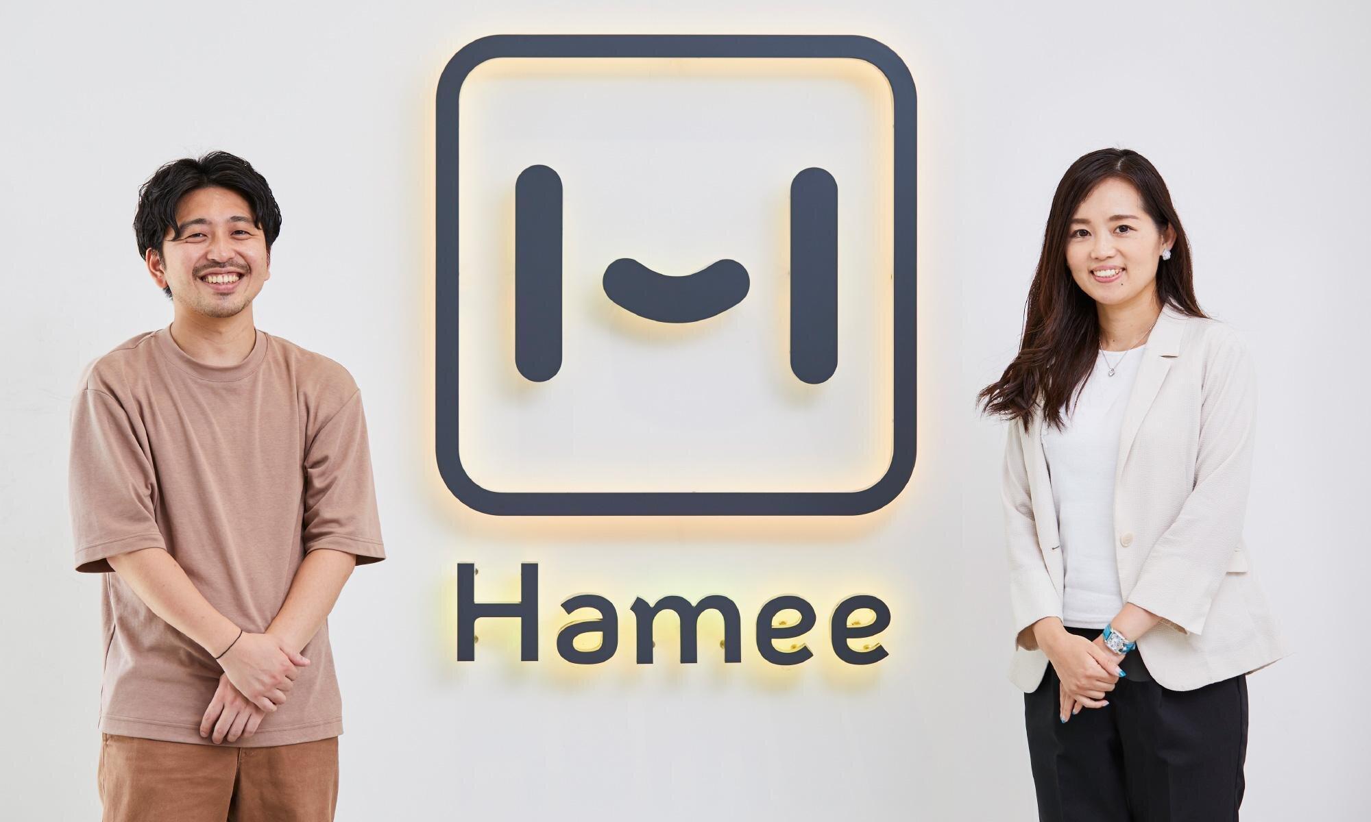 Hamee株式会社様